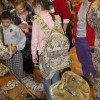 Latvijas Nacionālo bruņoto spēku pārstāvji Gaismas skolā
