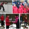slēpošanas sacensības Priekuļos