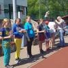 vieglatlētikas sacensības Rīgā