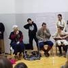 """Lēdurgas folkloras kopas """"Putni"""" koncerts"""