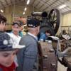 Mācību ekskursija uz Bruknas muižu