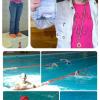 Stopiņu novada internāta pamatskolu audzēkņu sacensības peldēšanā